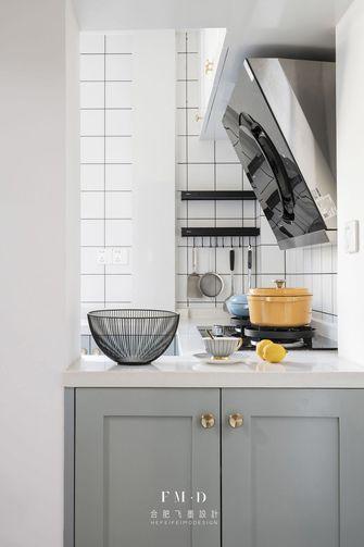 5-10万三欧式风格厨房图