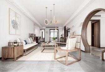 富裕型140平米别墅中式风格客厅图