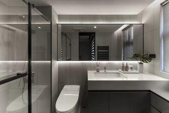 富裕型140平米三室两厅混搭风格卫生间装修案例