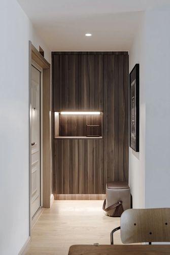 3万以下90平米一室一厅混搭风格玄关欣赏图