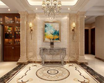 20万以上140平米三室两厅欧式风格玄关图