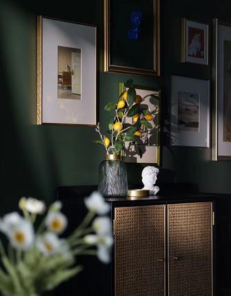 经济型80平米三室一厅新古典风格玄关欣赏图