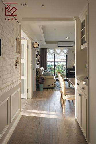 15-20万110平米三室两厅美式风格走廊效果图