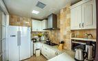 富裕型120平米四室两厅美式风格厨房图片
