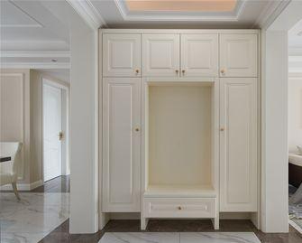 富裕型110平米一室一厅轻奢风格书房图