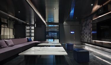 豪华型140平米别墅港式风格影音室装修案例