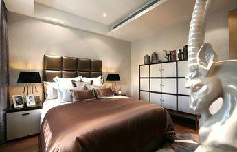 20万以上140平米四室一厅欧式风格卧室欣赏图