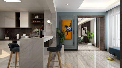20万以上140平米四室两厅轻奢风格餐厅图片大全