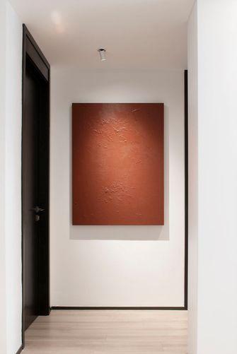 80平米三室两厅现代简约风格玄关图