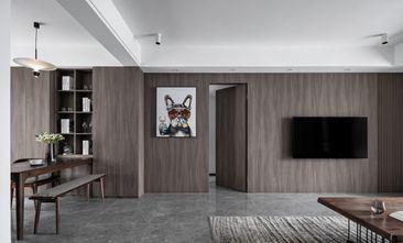 三室两厅现代简约风格客厅装修图片大全
