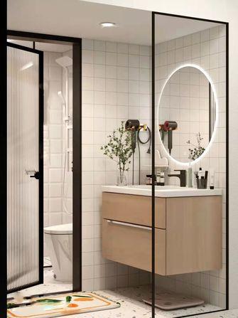 富裕型140平米四北欧风格卫生间装修案例
