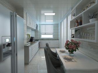 富裕型140平米三室两厅欧式风格餐厅图片大全
