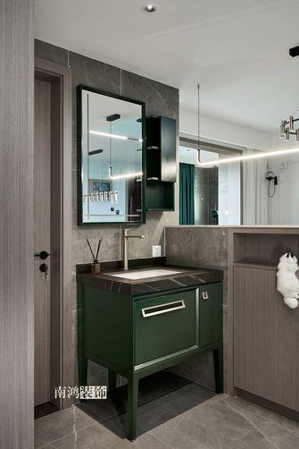 20万以上90平米三室两厅法式风格卫生间设计图