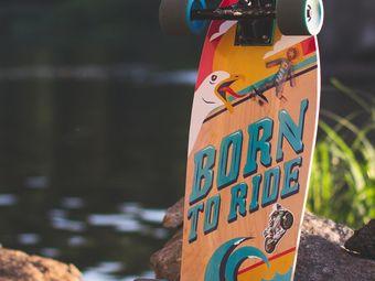 keep push滑板私人教学