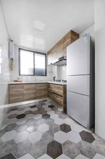 90平米三北欧风格厨房装修案例