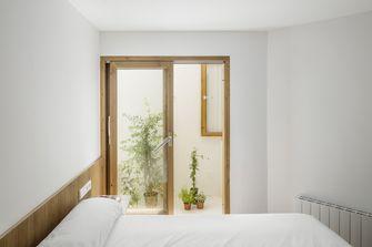 80平米三日式风格卧室装修案例