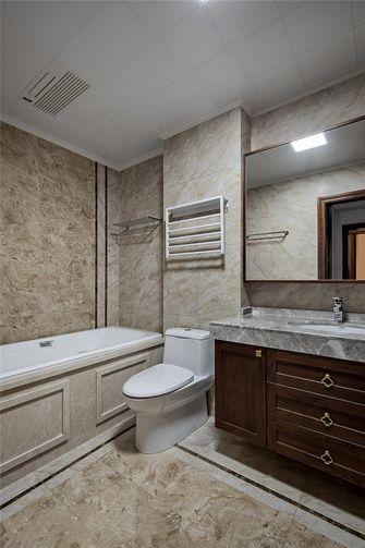 20万以上140平米四室两厅中式风格卫生间图