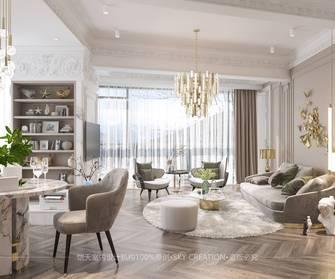 15-20万公寓法式风格客厅欣赏图