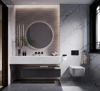 豪华型140平米复式现代简约风格卫生间效果图