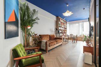 经济型50平米小户型混搭风格客厅装修图片大全