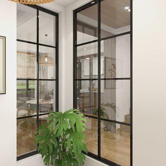富裕型140平米别墅日式风格书房设计图
