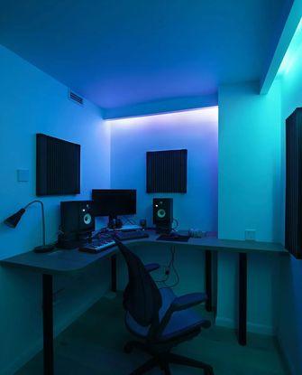 20万以上140平米四室一厅现代简约风格影音室图片