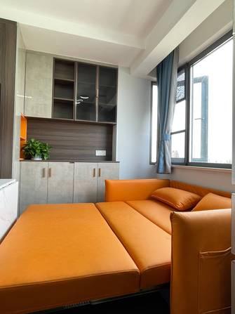 3万以下40平米小户型现代简约风格客厅效果图