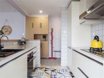 富裕型110平米复式混搭风格厨房装修案例