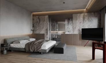 5-10万130平米三室两厅混搭风格卧室图