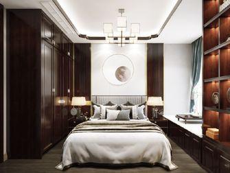 140平米三中式风格卧室图片