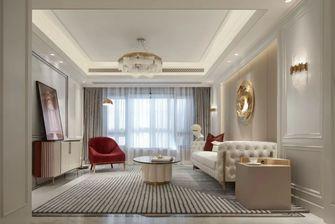 20万以上140平米四美式风格客厅图片