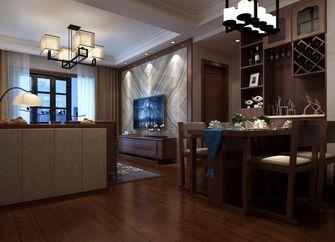 10-15万80平米公寓中式风格餐厅设计图