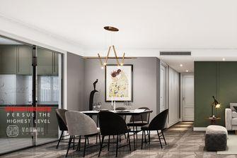 豪华型100平米别墅混搭风格客厅装修图片大全