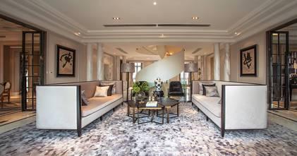 20万以上140平米别墅欧式风格客厅装修案例