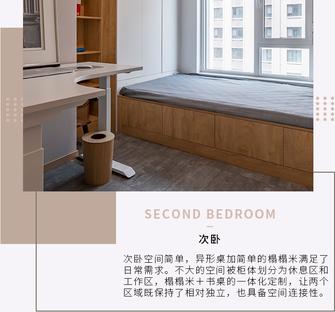 富裕型120平米三室一厅轻奢风格青少年房装修效果图