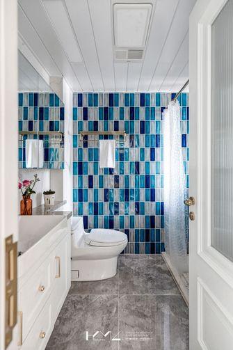 100平米三室两厅地中海风格卫生间欣赏图