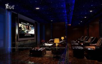 豪华型140平米欧式风格影音室效果图