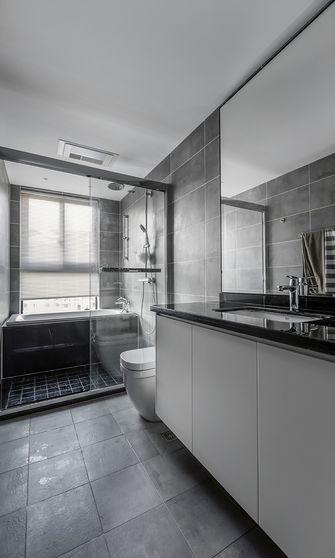 20万以上140平米四室三厅现代简约风格卫生间设计图