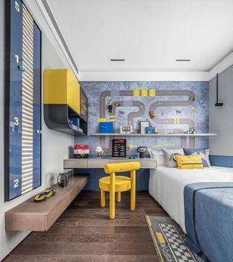 富裕型120平米三现代简约风格青少年房效果图