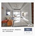 10-15万120平米四室两厅美式风格阳台欣赏图