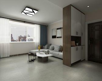 10-15万100平米三室两厅东南亚风格玄关设计图