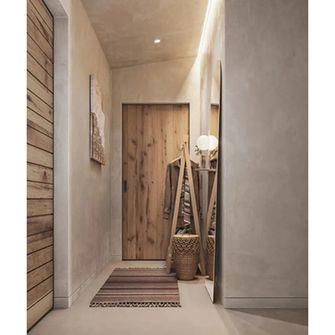 3万以下90平米现代简约风格玄关装修案例
