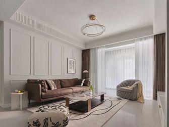 3万以下130平米四室一厅轻奢风格客厅效果图