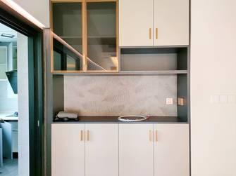 豪华型110平米三室两厅轻奢风格餐厅效果图