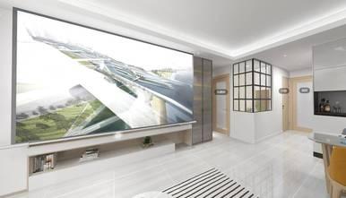20万以上90平米北欧风格客厅装修效果图