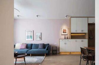 富裕型三室两厅北欧风格玄关装修图片大全