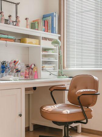 经济型70平米日式风格书房装修案例