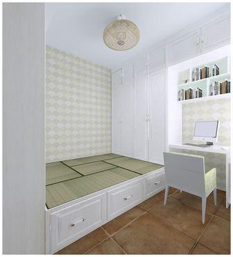 经济型140平米别墅混搭风格书房装修图片大全