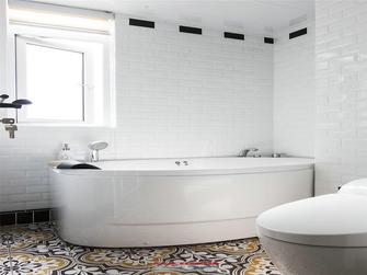 经济型90平米三室一厅美式风格卫生间装修案例