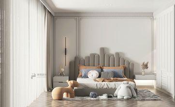 140平米别墅法式风格青少年房装修效果图